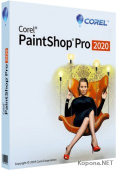 Corel PaintShop Pro 2020 22.2.0.8 Portable by Punsh