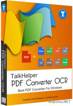 TalkHelper PDF Converter OCR 2.3.1.0