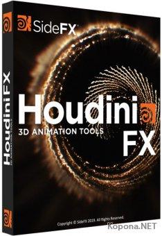 SideFX Houdini FX 18.0.348
