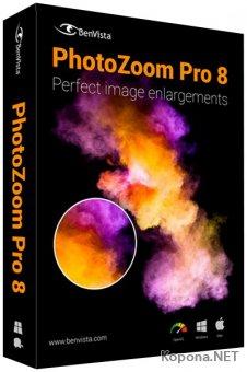Benvista PhotoZoom Pro 8.0.6 Portable by conservator
