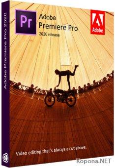 Adobe Premiere Pro 2020 14.0.1.71 by m0nkrus
