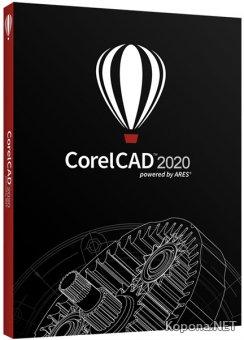 CorelCAD 2020.0 Build 20.0.0.1074 + Portable