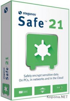 Steganos Safe 21.0.4 Revision 12573