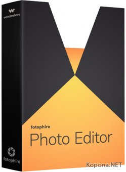 Wondershare Fotophire Photo Editor 1.8.6716.18541
