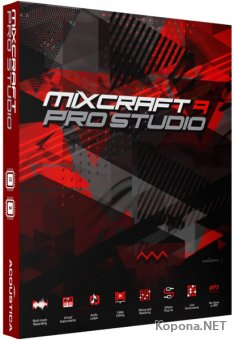 Acoustica Mixcraft Pro Studio 9.0 Build 452