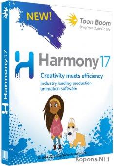 Toon Boom Harmony Premium 17.0.2 Build 15414