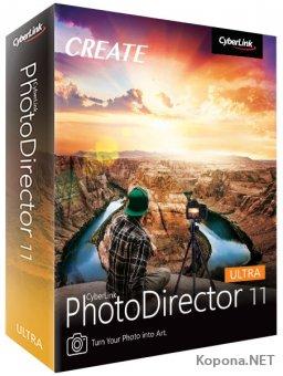 CyberLink PhotoDirector 11.0.2516.0 Ultra + Rus