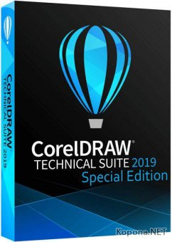 CorelDRAW Technical Suite 2019 21.3.0.755 Special Edition