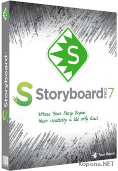Toon Boom Storyboard Pro 7 17.10.1 Build 15476