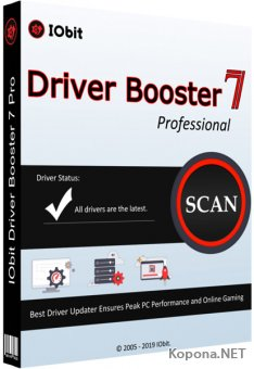 IObit Driver Booster Pro 7.3.0.663 Final