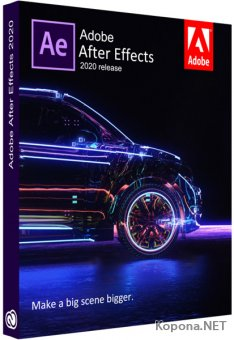Adobe After Effects 2020 17.0.3.58