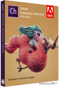 Adobe Character Animator 2020 3.2.0.65 by m0nkrus