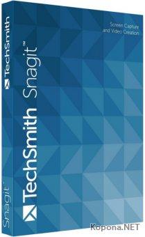 Techsmith Snagit 20.1.0 Build 4965 RePack by KpoJIuK