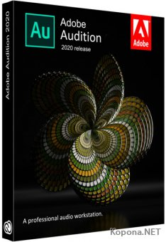 Adobe Audition 2020 13.0.3.60 Portable by punsh