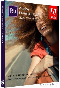 Adobe Premiere Rush 1.5.2.536