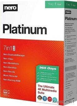 Nero Platinum 2020 Suite 22.0.02300 + Content