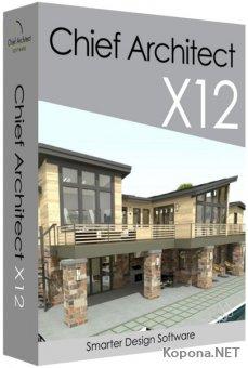 Chief Architect Premier / Interiors X12 22.1.1.1