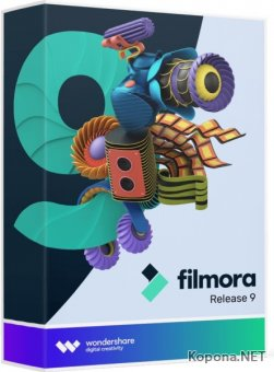 Wondershare Filmora9.3.7.1