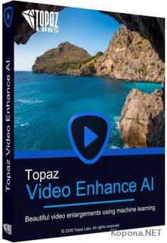Topaz Video Enhance AI 1.1.1