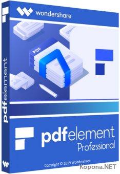 Wondershare PDFelement Pro 7.4.6.4761