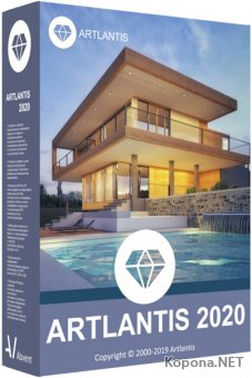 Artlantis 2020 9.0.2.21736 + Media