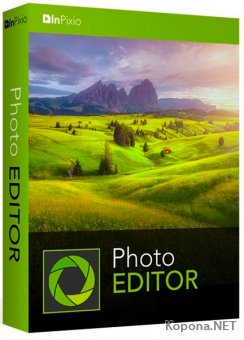 InPixio Photo Editor 10.0.7375.33790 + Rus + Portable by conservator