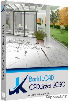 BackToCAD CADdirect 2020 9.2s