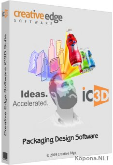 Creative Edge Software iC3D Suite 6.1.0