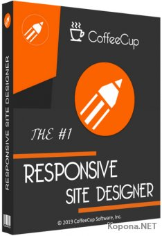 CoffeeCup Responsive Site Designer 4.0 Build 3256