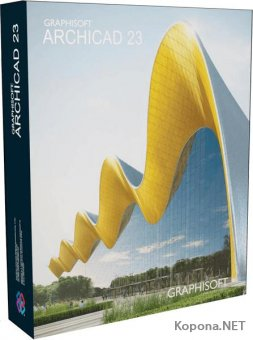 GraphiSoft ArchiCAD 23 Build 4006