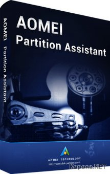 AOMEI Partition Assistant Technician 8.7.0 RePack + WinPE