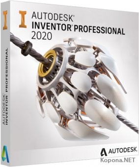 Autodesk Inventor Pro 2020.2.2 build 310 by m0nkrus