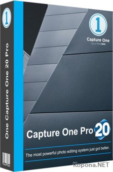 Capture One 20 Pro 13.0.4.8 + Portable