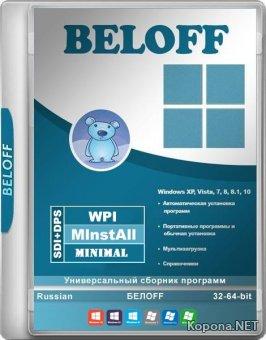 BELOFF 2020.03 Minimal