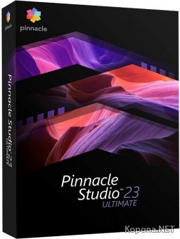 Pinnacle Studio Ultimate 23.1.1.242 + Content