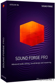 MAGIX SOUND FORGE Pro 14.0 Build 43 + Rus