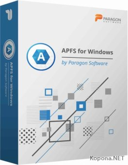 Paragon APFS for Windows 2.1.47