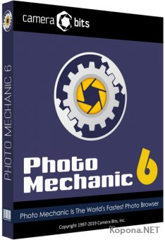 Camera Bits Photo Mechanic 6.0 Build 4484
