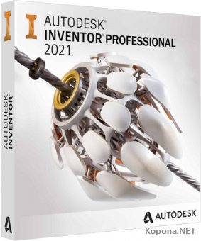 Autodesk Inventor Professional 2021 Build 183 RePack by JekaKot