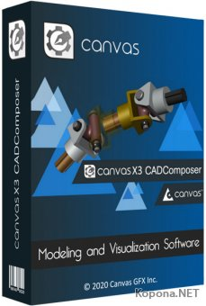 Canvas X3 CADComposer 20.0 Build 440