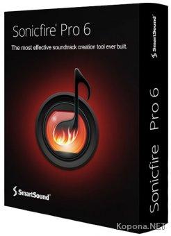 SmartSound SonicFire Pro 6.4.6
