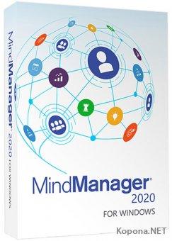 Mindjet MindManager 2020 20.1.236