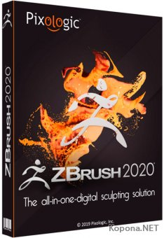 Pixologic Zbrush 2020.1.3