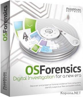 PassMark OSForensics Professional 7.1 Build 10106